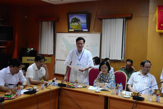 Tin nóng ngày 20/7: Giám đốc bệnh viện Hòa Bình xin từ chức sau vụ tai biến chạy thận