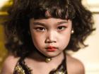 Mẫu nhí 5 tuổi sở hữu thần thái 'vạn người mê'