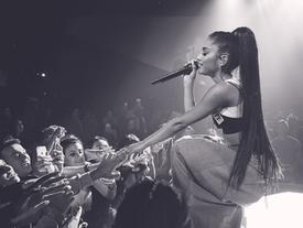 Concert Ariana Grande: cơ hội nhận vé hạng A với Yamaha Grande?