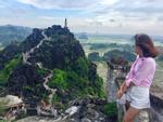 Check-in 'Vạn Lý Trường Thành' đẹp như mơ ở Ninh Bình