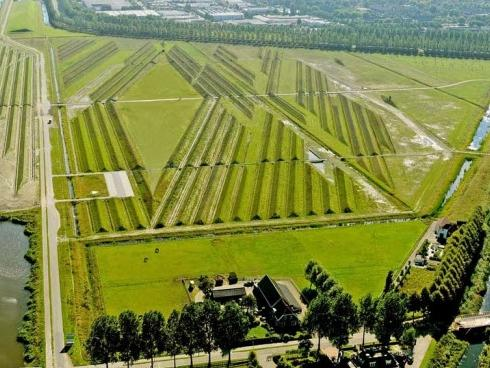 Khám phá tác phẩm nghệ thuật siêu đặc biệt của Hà Lan
