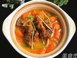 Thực đơn cuối tuần: Thịt bò hầm cà rốt, ngon không cưỡng nổi