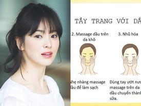 Các bước chăm sóc da 'thần thánh' trong mùa hè để luôn đẹp như mỹ nhân xứ Hàn
