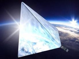 Vệ tinh phát sáng của Nga được phóng vào vũ trụ