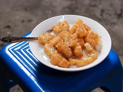 3 món ăn vặt làm 'điên đảo' các bạn sinh viên khu vực Kinh tế - Bách Khoa