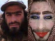 Chiến binh IS make up, độn ngực để tẩu thoát nhưng vì quên cạo râu nên lộ tẩy