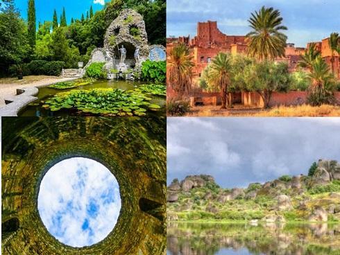 20 địa điểm đẹp như mơ trong phim 'Trò chơi vương quyền'