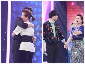 Bốn năm sau chia tay, Yến Nhi vẫn ôm Trịnh Thăng Bình thật chặt trên sân khấu
