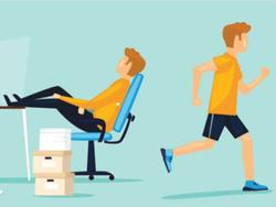 Giảm tác hại của ngồi nhiều bằng tập thể dục