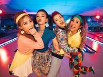 Tìm đâu xa, showbiz Việt cũng có những nàng retro vừa xinh vừa hài thế này!