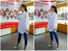 Áo rộng thùng thình chân đi cao gót, Linh Ka bị netizen 'mỉa mai' học đòi làm người lớn