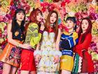 Kpop đầu năm 2017: Thần tượng nam 'lép vế' đồng nghiệp nữ
