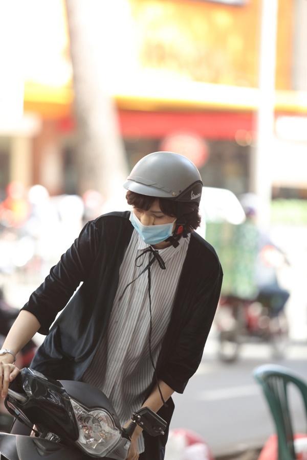 Next Top Model Hồng Xuân đi chỉnh mũi -2