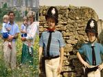 Hé lộ hình ảnh riêng tư của anh em Hoàng tử William và người mẹ quá cố, công nương Diana
