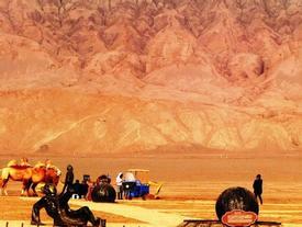 Theo chân thầy trò Đường Tăng đến 'chảo lửa' nóng nhất ở Trung Quốc
