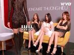 The Face tập 7: HLV Minh Tú lộ nội y nhức mắt ngay trên sóng truyền hình