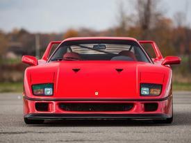 Ferrari F40 và anh em xuất hiện trong video của Top Gear