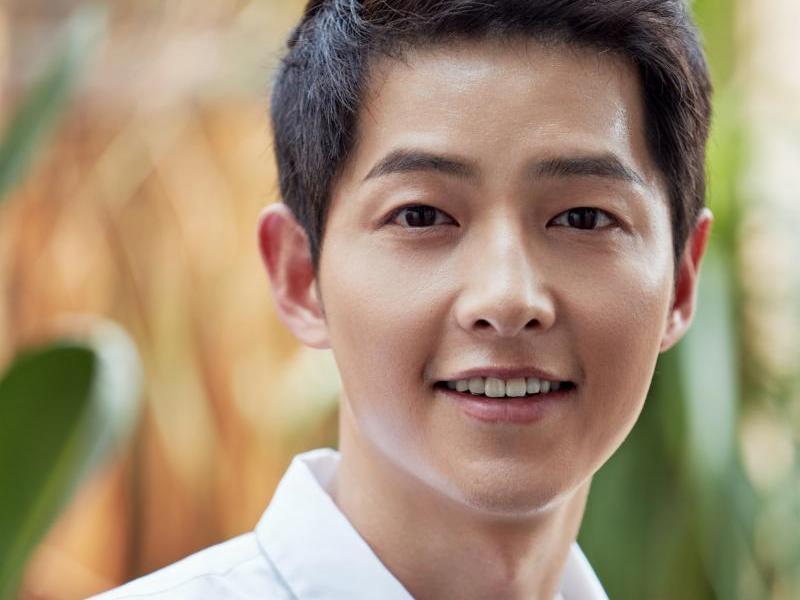 Song Joong Ki: 'Tôi kết hôn sớm bởi người đó là Song Hye Kyo'