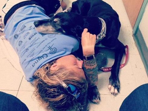 'Điếu văn' cho chó cưng qua đời lấy đi nước mắt của hàng nghìn người