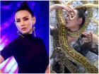 'Nổi da gà' với những màn thị phạm xuất thần của Võ Hoàng Yến tại Next Top Model 2017