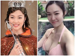 'Hoa hậu chuyên đào mỏ' từng bị Triệu Vy cướp bồ bây giờ ra sao?