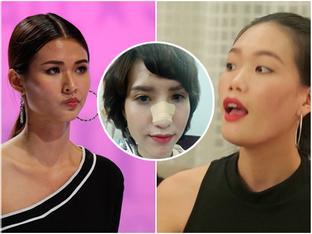 Sau khi bị quăng vẹo mũi, Hồng Xuân tiết lộ Nguyễn Hợp cào rách người Cao Thiên Trang