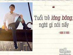 Những câu nói 'cộp mác' đại thiếu gia giàu nhất Trung Quốc Vương Tư Thông