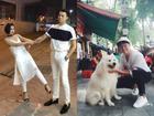 Hình ảnh 'soái ca' đời thường đốn tim fan của nam chính 'Sống chung với mẹ chồng'