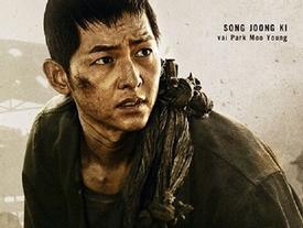 Sau thông tin kết hôn, phim của Song Joong Ki lập kỷ lục mới