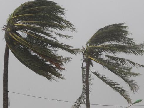 Những hình ảnh thiệt hại đầu tiên do bão số 4 gây ra