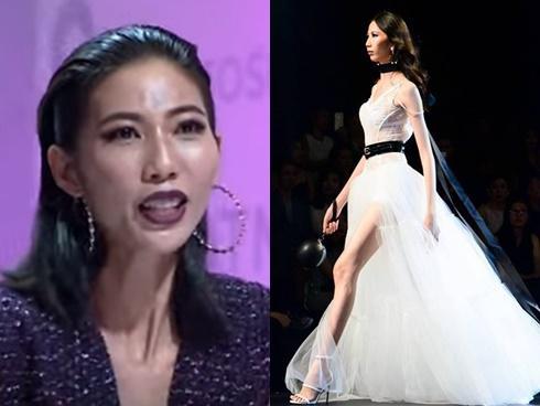 Khám phá gu thời trang của 'thánh mặt đơ' - Cao Ngân Next Top