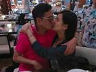 Nam diễn viên TVB bị chỉ trích vì ảnh hôn môi con gái ruột