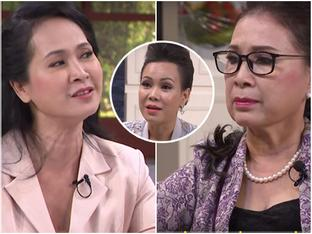 Clip: Việt Hương 'cứng người' khi bị 2 bà mẹ chồng Lan Hương và Kim Xuân dạy cách làm dâu