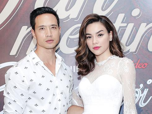 Nghi án Hồ Ngọc Hà bí mật hẹn hò Kim Lý tại Mỹ
