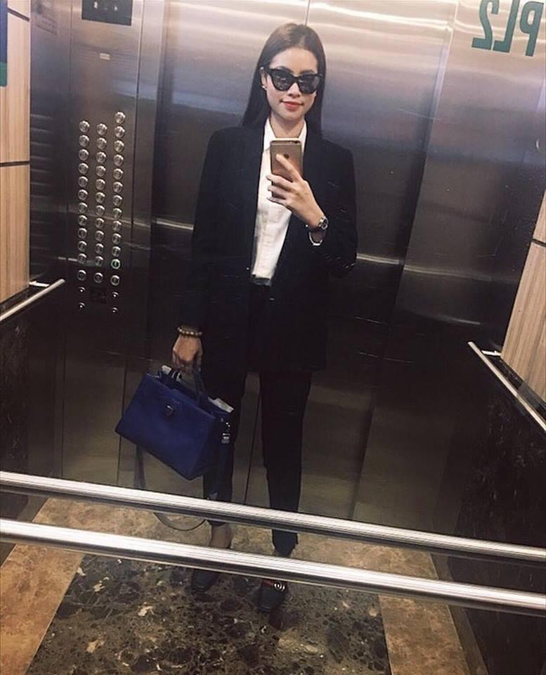 Dàn mỹ nhân Việt đồng loạt 'phải lòng' phong cách menswear-8