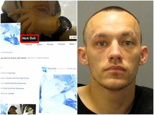 Tranh thủ lướt Facebook khi đang trộm đồ, tên trộm bị bắt vì quên thoát tài khoản