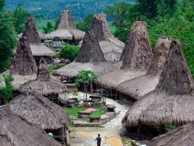 Bí ẩn hòn đảo coi trọng người chết hơn người sống ở Indonesia