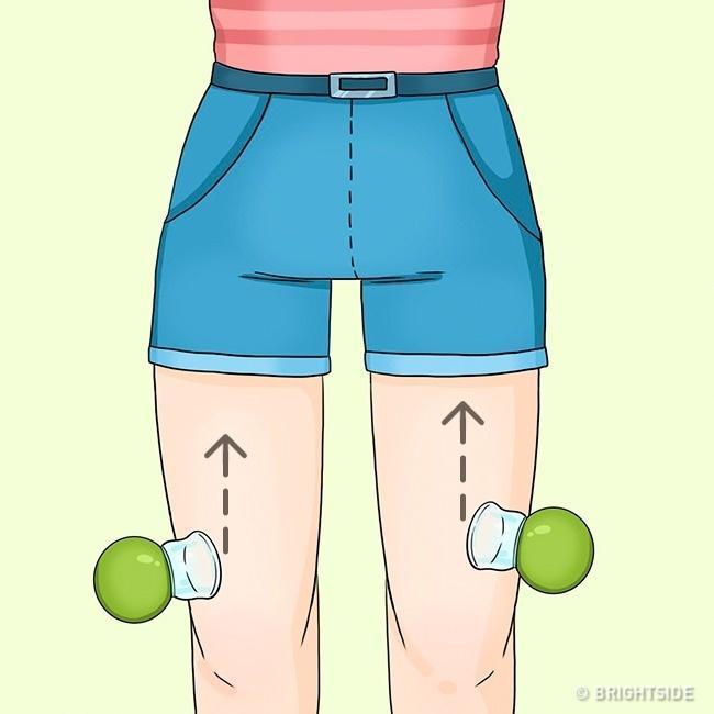 giảm cân, phương pháp giảm cân, giảm cân không cần vận động