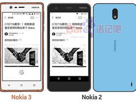 Lộ ảnh Nokia 2 cấu hình phổ thông