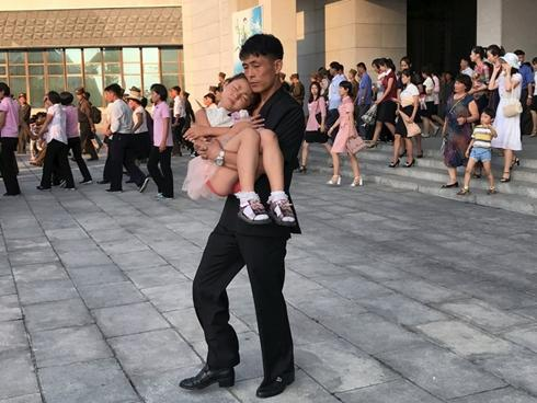 Cuộc sống thường nhật ngày hè của người dân Triều Tiên