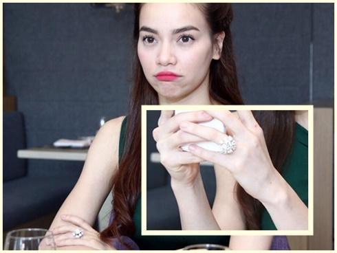 Quizz: Nhìn ảnh đoán nhẫn kim cương tiền tỷ của mỹ nhân Việt