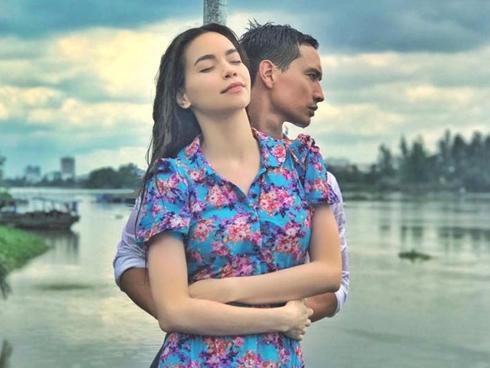 Bị chê không đẹp bằng Hồ Ngọc Hà, Kim Lý nhã nhặn 'OK fine'