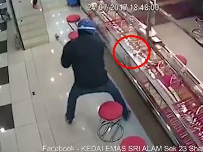 Vụ trộm tiệm vàng 'trớ trêu' nhất trong lịch sử