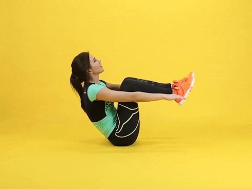 Bài tập giảm cân nhanh với 15 phút mỗi ngày