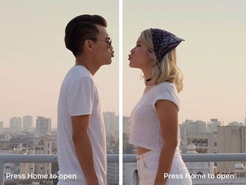 Cặp tình nhân hot nhất mạng xã hội tạo cơn sốt với trào lưu ảnh nền di động 'đánh dấu chủ quyền'