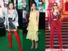 Mỹ Tâm diện đồ 'sến rện', Trương Ngọc Ánh 'cưa sừng' thất bại lọt top thảm họa thời trang tuần này