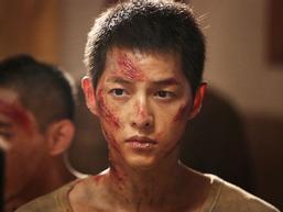 Song Joong Ki xin lỗi vì lấy chuyện kết hôn để quảng bá cho phim mới