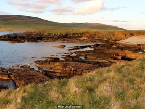 Hòn đảo hoang chỉ cho du khách ghé thăm một lần trong năm