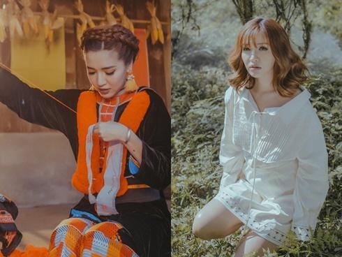 Tạo hit với MV dài 5 phút, có ai ngờ Bích Phương chỉ mặc 2 bộ quần áo giản dị không ngờ