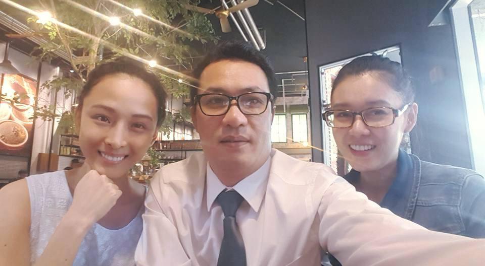 Hoa hậu Trương Hồ Phương Nga xuất hiện rạng rỡ sau tin đồn lâm bệnh nặng-5